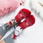 CHRISTMAS COUPLE - kolorowe skarpety męskie