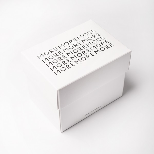 Pudełko na skarpetki - ozdobne