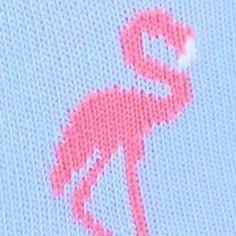 NIEBIESKI/PINK BIRD