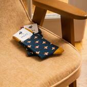 Kolorowa seria casual powiększyła się o 7 nowych wzorów! Robimy zakłady, który z nich stanie się bestsellerem 🙌🏻 . . . . #moresocks #more #flaming #logo #socks #skarpetki #productdesign #producer #madewithlove #man #casual #casuallook #dodatki