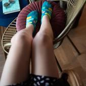 Dokładnie te stopki znajdziecie teraz u nas na wyprzedaży 🙌🏻 Lećcie do naszego sklepu online, lato się jeszcze nie kończy! 🙃 . . . . #onlineshopping #sklepinternetowy #wyprzedaz #salesalesale #sale #stopki #moresocks #anklesocks #footers #stopy #feet #cotton #cottonsocks #girl #legs #wakacje #lato #colors #polskamarka #ilovesocks #picoftheday #home
