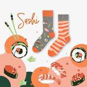 Mamy ogromną radość z projektowania dla Was #mismatchedsocks 🙌🏻 Mamy nadzieję, że też to czujecie! . . . . #sushisocks #moresocks #skarpetkimore #niedopary #mismatched #skleponline #sushi #sushitime #koloroweskarpetki #socks #colorful #design #designinspiration