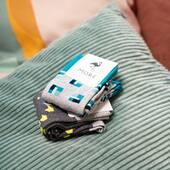Skarpetki na prezent? Tak, to naprawdę dobry pomysł! Mamy nadzieję, że dziś nie zabrakło takich niespodzianek 🙌🏻 . . . . #moresocks #more #skarpetki #skarpety #socks #color #prezentdlaniego #dzienchlopaka #gift #niespodzianka #logo