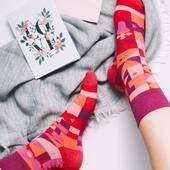 Hej 🙌🏻 Pamiętacie o naszym walentynkowym konkursie? Jeśli nie, to koniecznie wróćcie do poprzedniego postu ❤️ Może to właśnie Tobie uda się wygrać pudełko kolorowych skarpetek, które wręczysz ukochanej osobie 14 lutego❣️ . . . . #love #walentynki #skarpetkimore #moresocks #konkurs #wygraj #valentines #myvalentine #naprezent #koloroweskarpetki #dlaniej #dlaniego #mismatchedsocks #loveisintheair #lovesocks #milosc