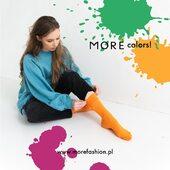 Jeśli z nami jesteś to znaczy, że kochasz kolory, a Twoje skarpetki muszą wyrażać coś więcej. Dlatego przygotowaliśmy dla Ciebie nowość - sprawdź! 🙌🏻 . . . . #nowości #nowosc #new #skarpetki #moresocks #socks #shoponline #girl #powergirl #orange #logo #logodesigns