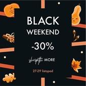 Black Weekend oznacza tylko jedno: czas na promocję! Od dzisiaj przez cały weekend skarpetki More zostają przecenione o 30%! Każdy wzór, bez wyjątku! 🙌 . . . . #promo #blackweekend #skarpetkimore #moresocks #mismatchedsocks #more #shoponline #naprezent